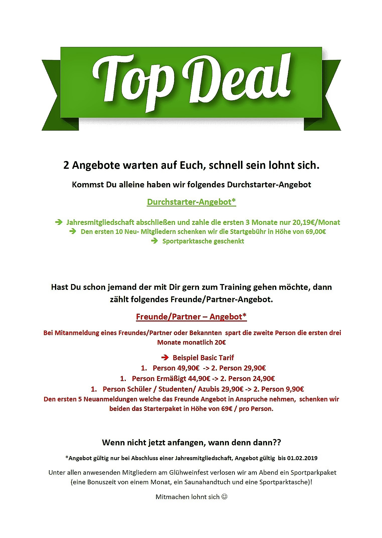 Top Deal Glühweinfest kopie