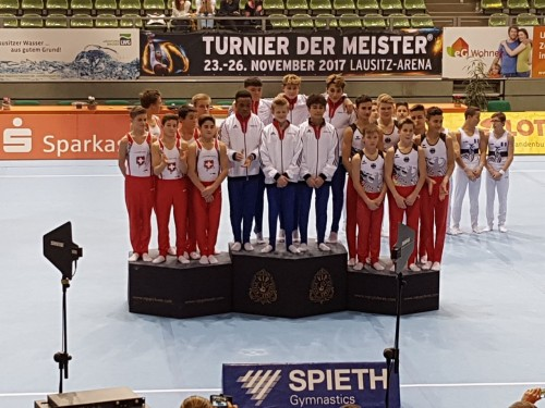 Länderkampf U16 Cottbus November 2017 2